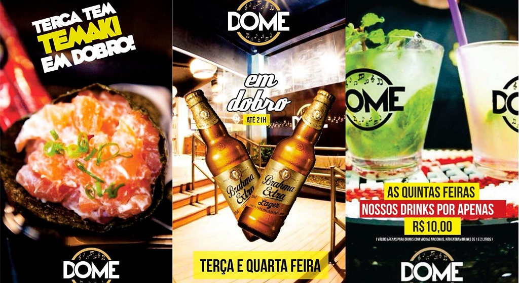 Promocoes-dome